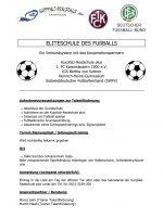 Info Eliteschule des Fußballs